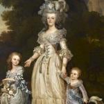 Marie Antoinette-children-1785-6