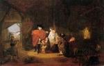 ルイ16世の農民への「施し」