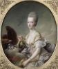 Marie-Antoinette, dauphine, en Hébé 1773