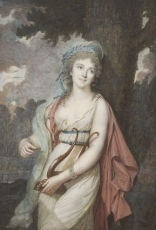 Portrait de Madame de Saint Just, née Godard dAncourt