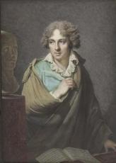 Portrait de Cherubini