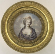 Portrait de la reine Marie Antoinette