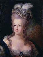 Marie Antoinette by Jacques-Fabien Gautier DAgoty (1775) ?Gautier Dagoty (1740-1786)?