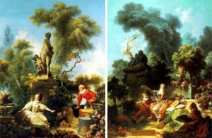 Jean-Honore Fragonard, 1773
