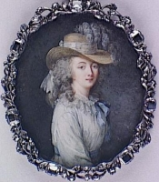 Portrait de Madame du Barry (1743-1793) Vigée-Le Brun Elisabeth Louise
