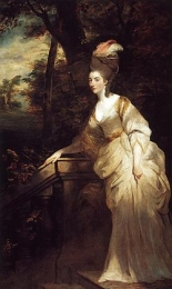 Joshua Reynolds Georgiana Duchess of Devonshire