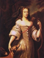 Mademoiselle de La Valliere, age 26
