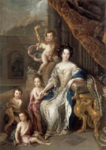 Françoise Athénaïs de Mortemart, marquise de Montespan