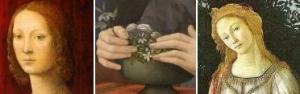 Lorenzo di Credi Ritratto di en:Caterina Sforza c. 1481-1483 Pinacoteca Civica di Forlì, Italia