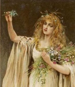 H.M. Paget, Ophelia