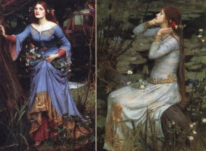 John William Waterhouse, Ophelia