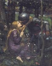 study La Belle Dame sans Merci(1893)