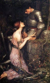 「Lamia」 John William Waterhouse