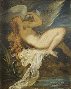 Léda   musée Gustave Moreau