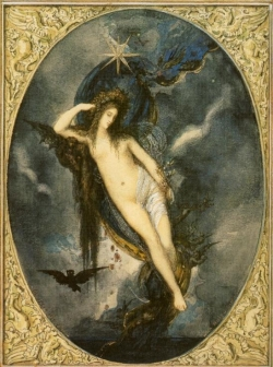 night-Gustave Moreau−Pushkin Museum