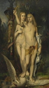 Médée et Jason 1865 Musee d'Orsay