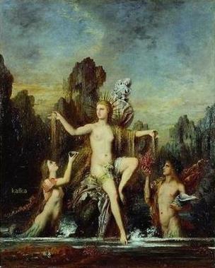 Venus Rising from the Sea -1866 The Israel Museum, Jerusalem