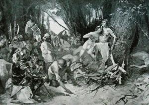 Smrt Adama a Sulamity
