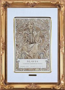 SLAVIA BANKA -1907