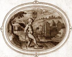 Perfectus amor non est nisi ad unum 1608 by Otto van Veen