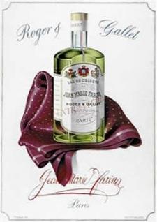 Roger & Gallet - Jean Marie Farina, 1943 by Peter Birkhäuser