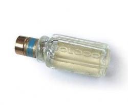 oud flesje Boldoot Eau de Cologne