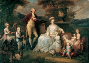 Ferdinand IV, King of Naples, and his Family, 1783