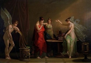 The Legend of Cupid and Psyche