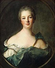 JEANNE-ANTOINETTE POISSON, MARQUISE DE POMPADOUR (1722-1764)