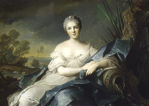 Madame Marie-Louise-Thérèse-Victoire de France - A Água Museu de Arte de São Paulo, Brazil