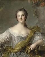 Victoire de France 1748 by Jean-Marc Nattier   Musée national du Château et des Trianons