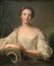 Louise Henriette de Bourbon-Conti Later Duchesse dOrleans   Metropolitan Museum