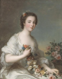 Portrait of a Lady-1783 Saint Louis Art Museum, Missouri