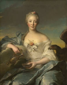 Madame Le Fèvre de Caumartin as Hebe, 1753 National Gallery of Art, Washington