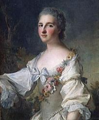 LOUISE-HENRIETTE-GABRIELLE DE LORRAINE, PRINCESSE DE TURENNE, DUCHESSE DE BOUILLON (1718-1788)