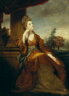Sir Joshua Reynolds Maria, Duchess of Gloucester 1771-4 Royal collection