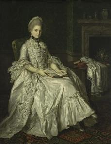Nathaniel Dance Portrait of Maria Walpole, Duchess of Gloucester, ca. 1766-69, Oil on canvas. Virginia Museum of Fine Arts, Richmond. Arthur and Margaret Glasgow Fund.