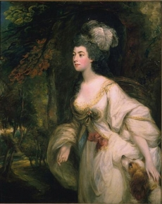 Miss Anna Maria Patten 1784 The North Carolina Museum of Art