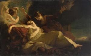 after Sir Joshua Reynolds Philadelphia Museum of Art.