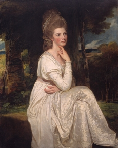 Lady Elizabeth Hamilton (1753?1797), Countess of Derby, 1776?78 The Jules Bache Collection