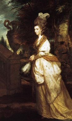 Isabella Lady Beaucha 1777