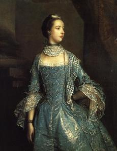 Suzanna Beckford-1756-Tate Collection Suzanna SirJoshuaReynolds-Mrs Francis Beckford, 1756