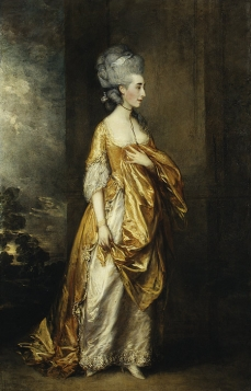 Grace Dalrymple Elliott 1778 Thomas Gainsborough