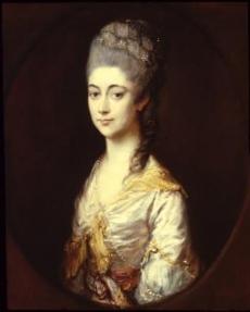 Miss Montagu, c. 1774