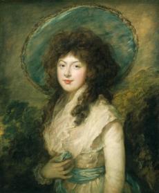 Miss Catherine Tatton, 1786