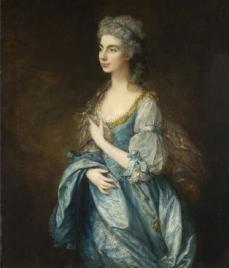 Portrait of Lady Rodney Anne Harley  Philadelphia Museum of Art Pennsylvania USA