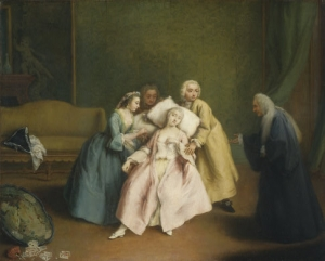 The Faint, c. 1744 Pietro Longhi Samuel H. Kress Collection National Gallery of Art, Washington, DC