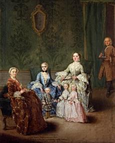 La famiglia Sagredo-1752-Querini Stampalia Foundation Museum