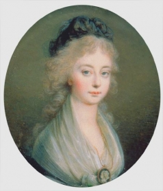 Marie Antoinett Archduchess of Austria and Queen of France - Her Children Marie Thérèse Charlotte of France, Madame Royale