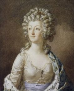 Marie Antoinette, Queen of the French, 1792 by Alexandre Kucharski